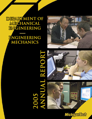 Michigan Tech Annual Report-2005